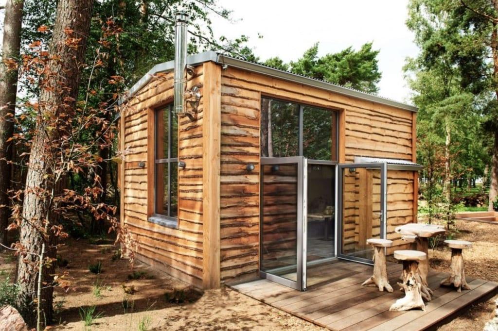 tiny house Gelderland roompot droompark de zanding