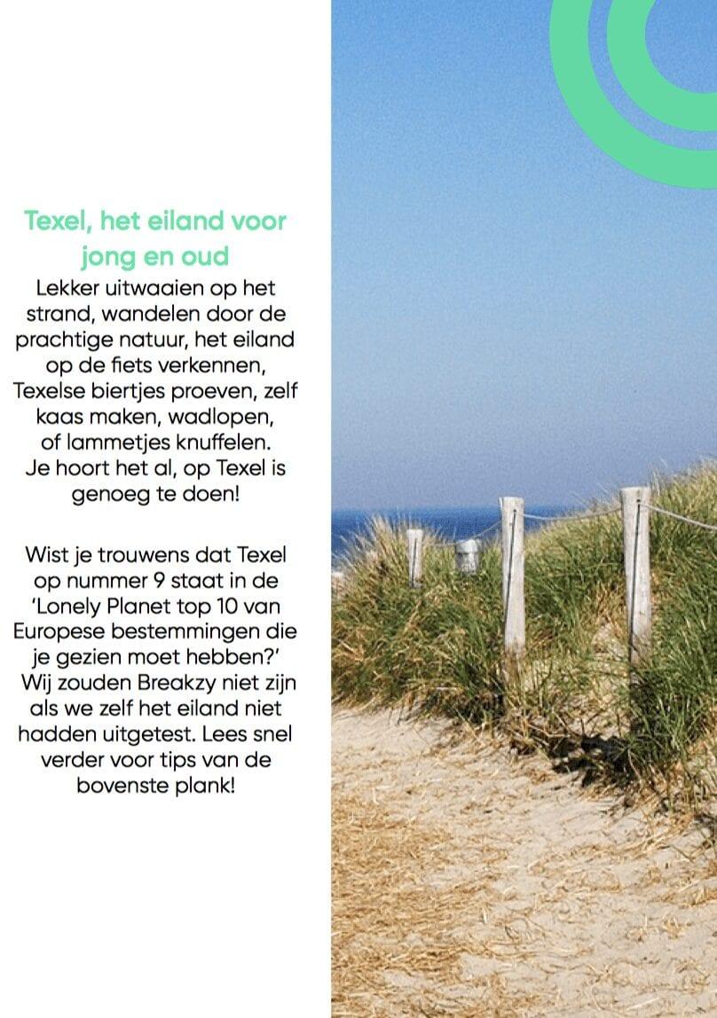 algemene info Texel