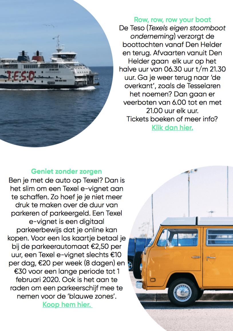 praktische info vervoer