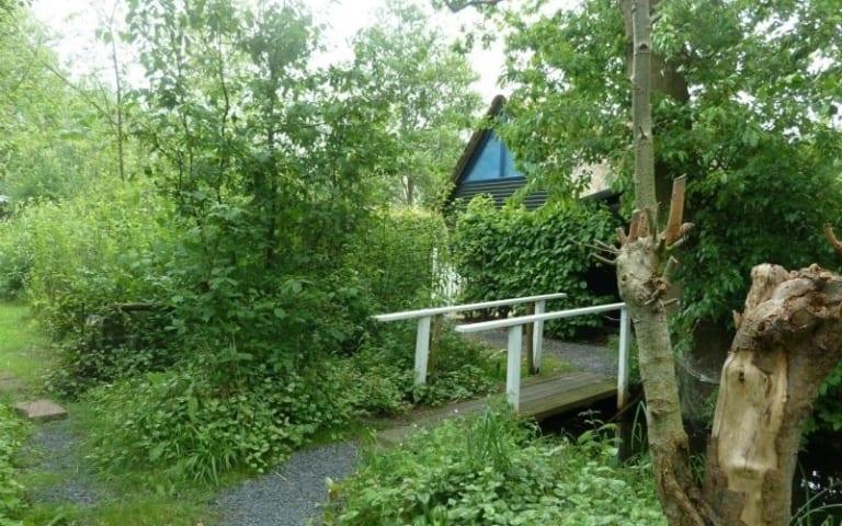 Thuiswerk vakantie Natuurhuisje Giethoorn