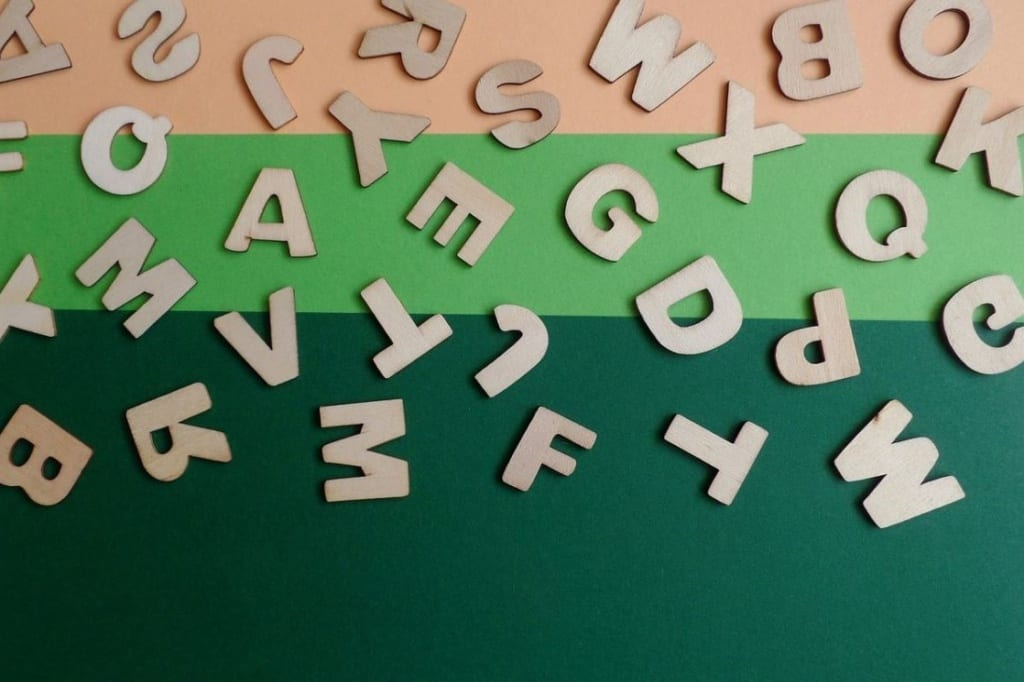 thuisonderwijs letters