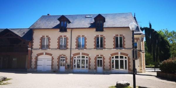 Chateau de Letang Saran